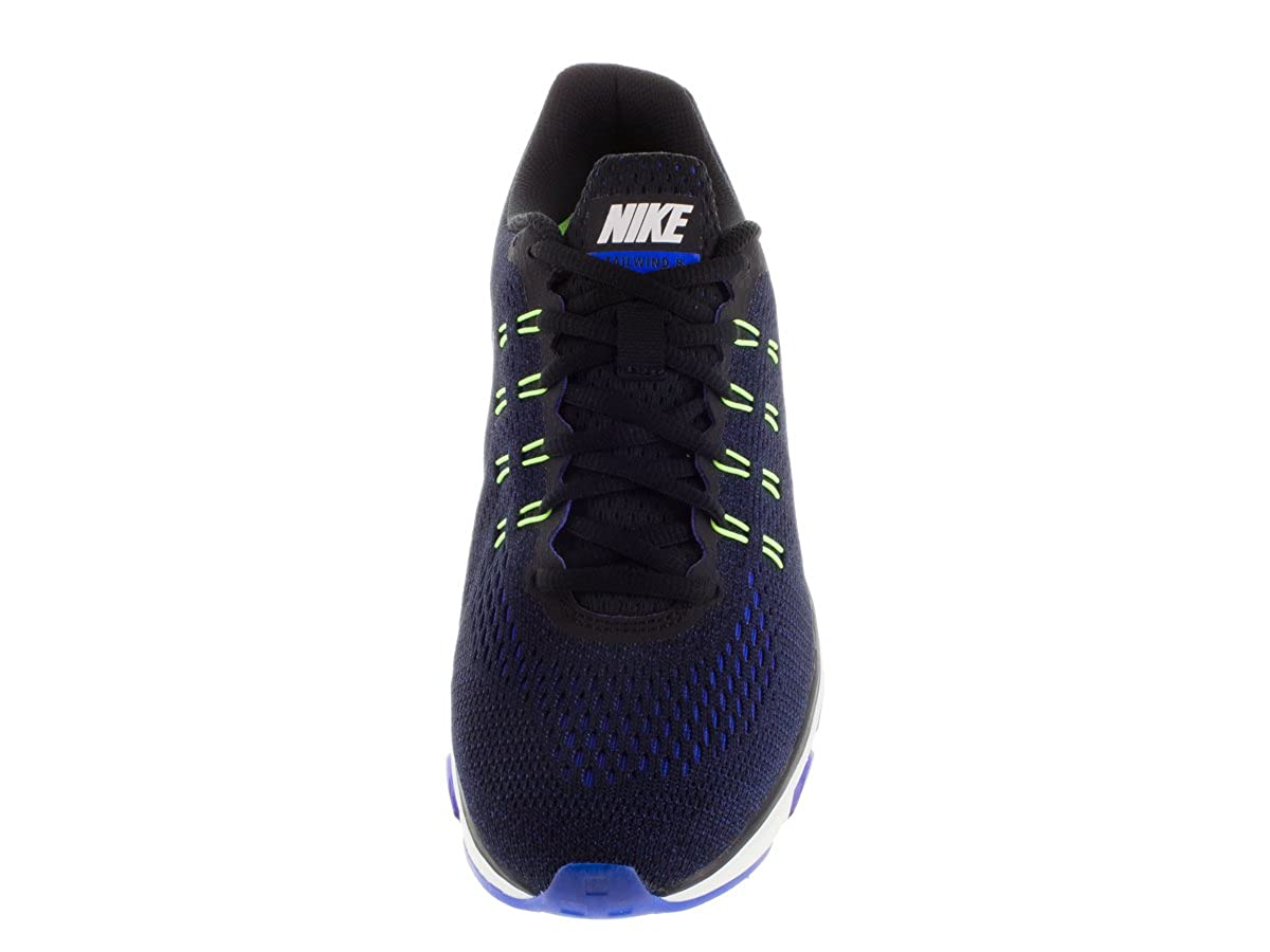 c6fac16e63 Black/Sail-Racer Blue-Volt Nike Air Max Tailwind 8 Mens Running Shoes EU  42.5 805941-004_9 805941004