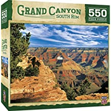 Obras maestras puzzlecompany parques nacionales Grand Canyon South Rim Puzzle