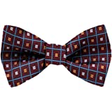 Self Tie Bow Tie XL for Men Big and Tall - Many colors and Patterns Available.