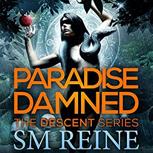 Paradise Damned: An Urban Fantasy Novel Audiobook