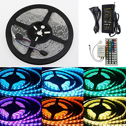 sinomannled-strip-lights-kit-smd-5050-waterproof-164-ft-5m-300leds-rgb-30leds-m-with-44key-ir-contro
