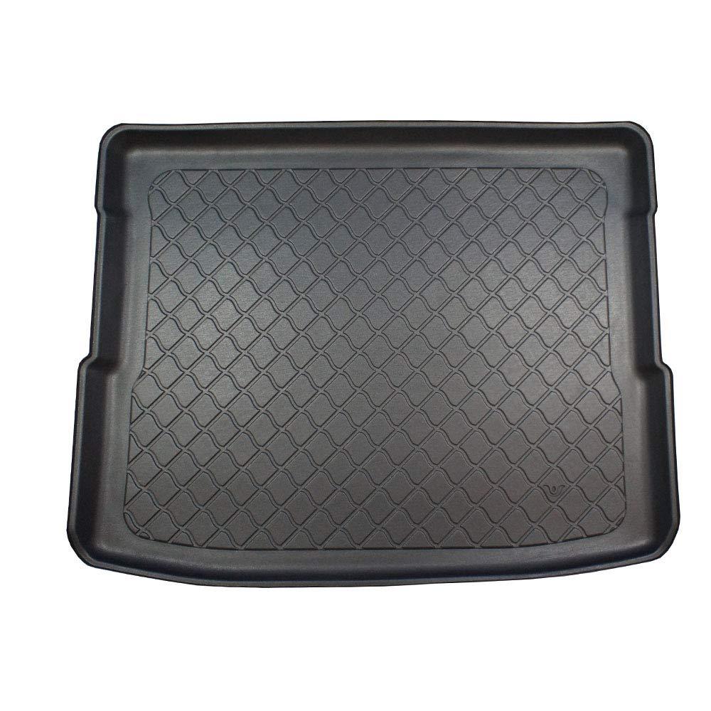 Specifica per la Tua Auto Utilizzo*: Versione 5 posti 4919 MTM Vasca Baule su Misura cod Protezione Bagagliaio con Antiscivolo