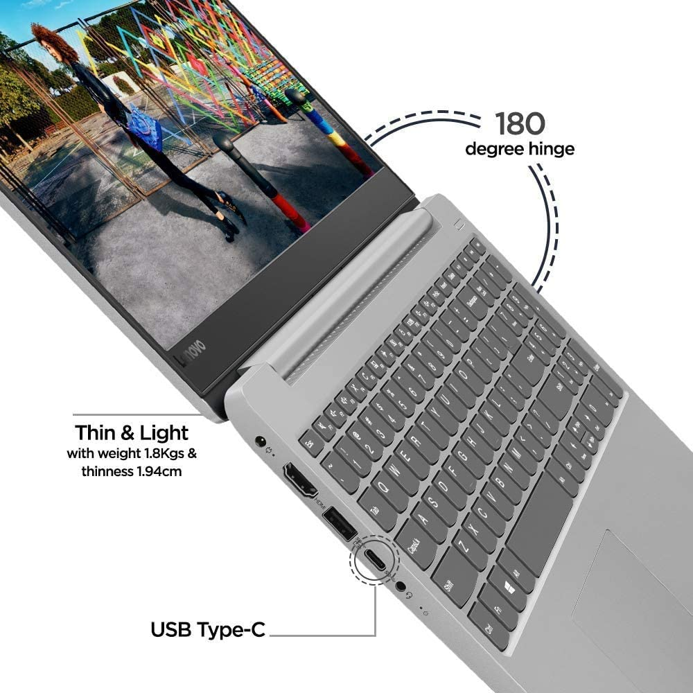 "2019 Newest Lenovo UltraSlim and Light PC Laptop: 14"" FHD Display, 8th Gen Intel Quad-Core i5-8250u Processor, 20GB Ram, 512GB SSD, WiFi, Bluetooth, Backlit-Keyboard, USB-C, HDMI, Webcam, Win10"