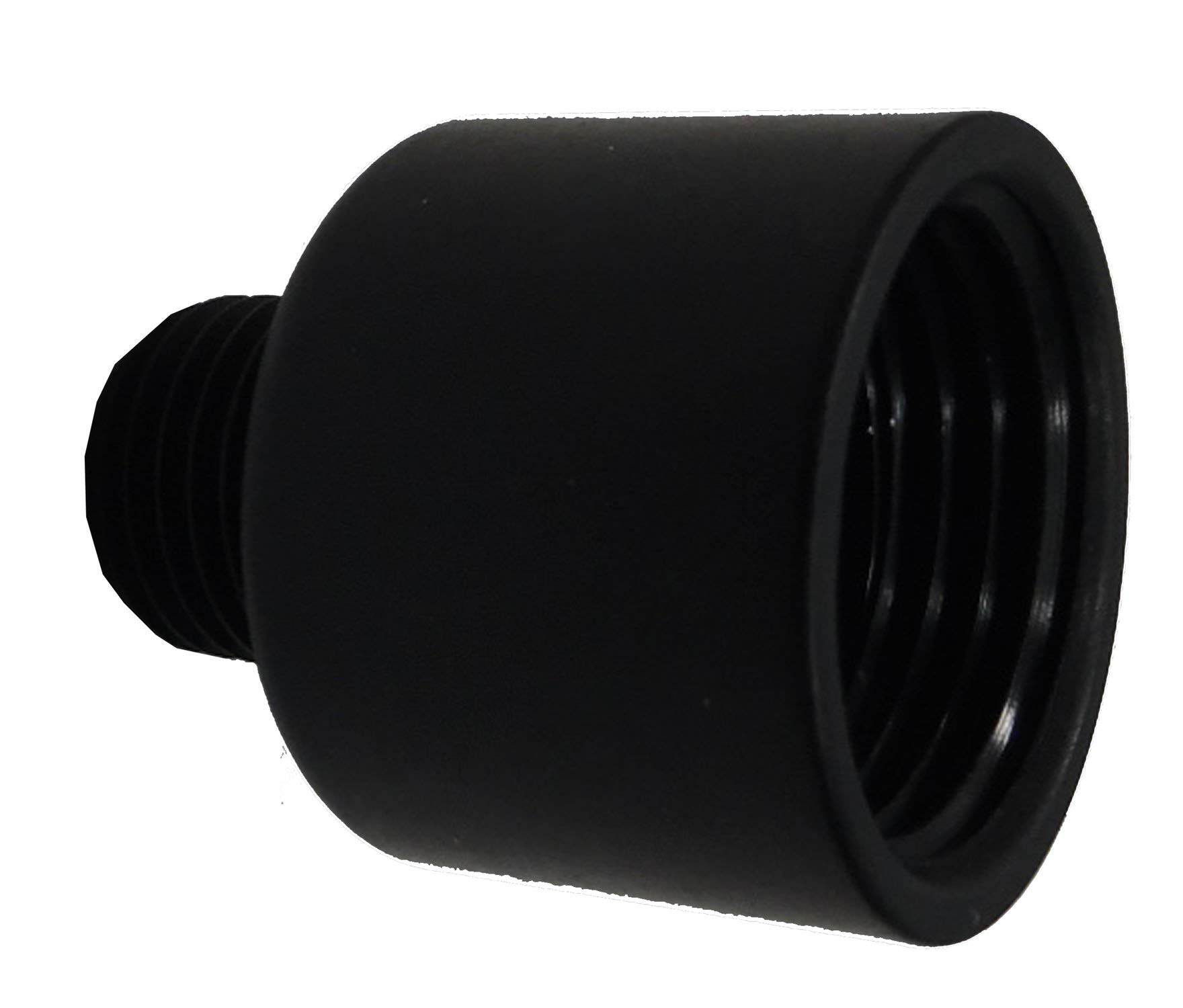 Fittings 1-4 Male - .825x14 Female air Supply Adapter ASA - Air by Fittings