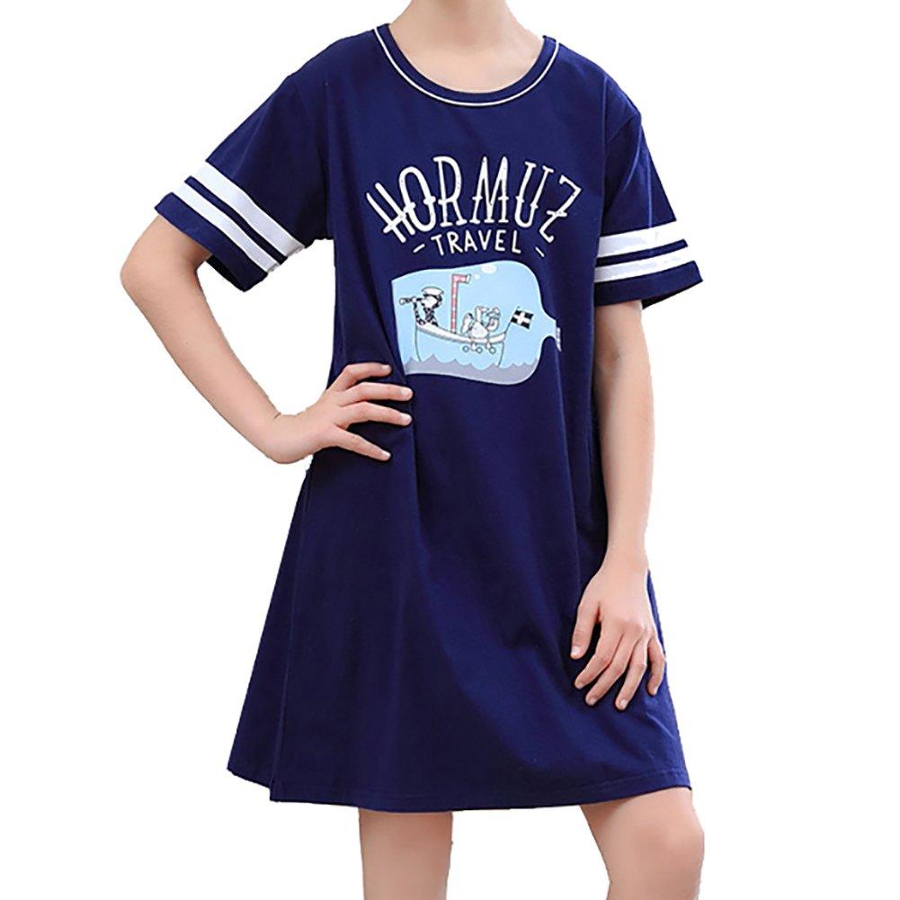 ADAHOP Girls' HORMUZ -Travel Nightgowns