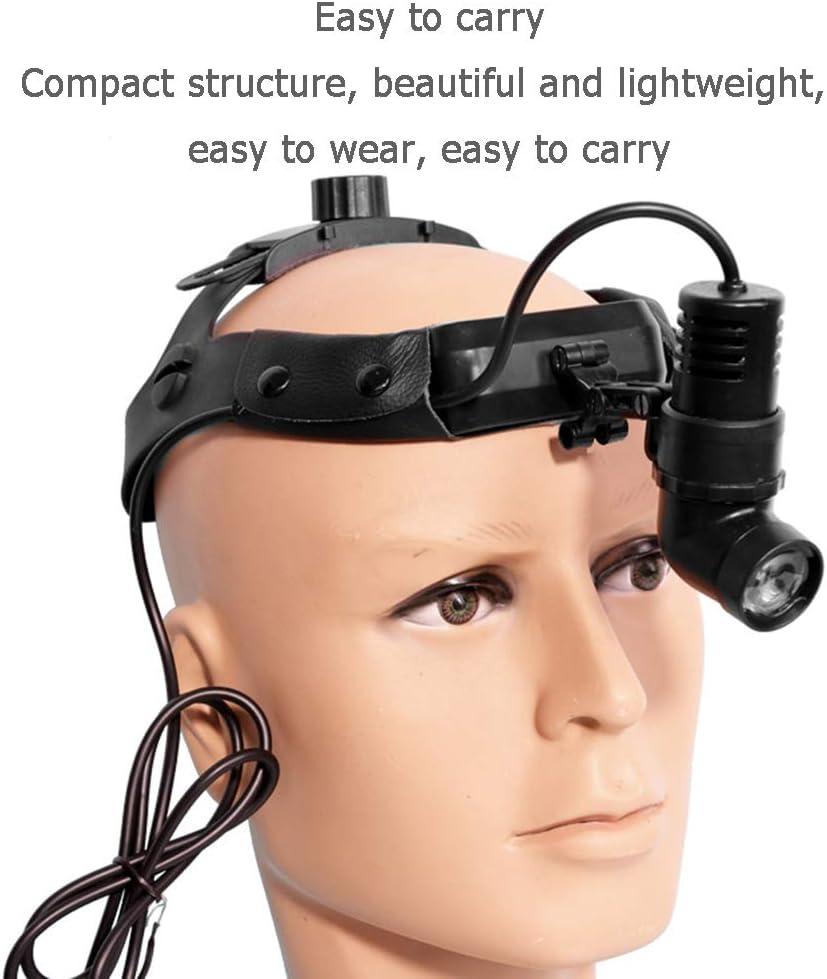 DXFK.AM Medico Dentale Lampada Frontale A LED LED 3W Chirurgico Fari per Ortopedia Implantologia Orale
