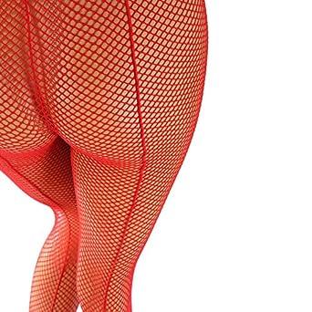 Leg Avenue Womens Fishnet Tights with Backseam