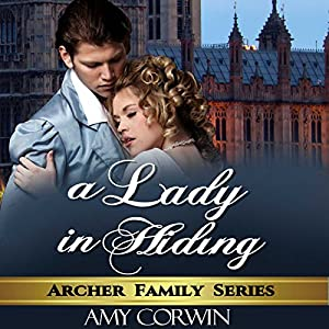 A Lady in Hiding Audiobook