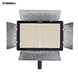 YONGNUO YN1200 Pro LED Video Light 5500K Photography and Video Recording Fill Light w/ 2Pcs CT Filters & Remote Controller Adjustable Brightness CRI≥95 Support APP Remote Control Studio Lighting