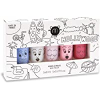 Nailmatic–Pack 5Couleurs Ongles Hollywood (1)