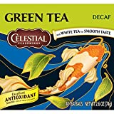 Celestial Seasonings Green Tea, Decaf, 40 Count (Pack of 6)