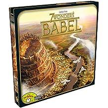 Asmodee 7 Wonders: Babel Expansion