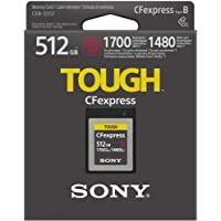 SONY Cfexpress Tough Memory Card