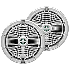 "Infinity Marine 652m 6.5"" 2-Way Weatherproof Speakers - 225W - (Pair) White"