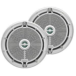 "Infinity Marine 652m 6.5"" 2-Way Weatherproof Speakers - 225W - (Pair) White"