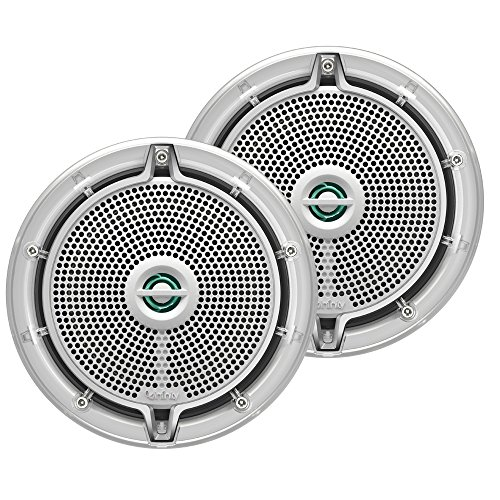 Infinity Marine 652m 6.5' 2-Way Weatherproof Speakers - 225W - (Pair) White