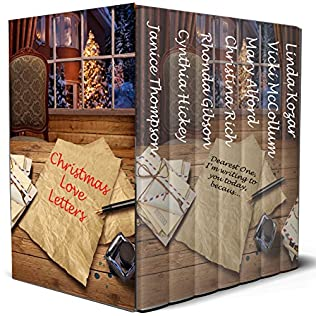 book cover of Christmas Love Letters