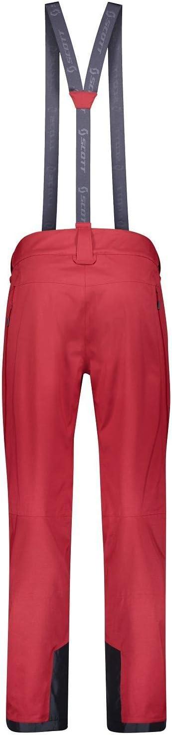 Scott Explorair 3L Hommes Pantalon Hardshell Noir