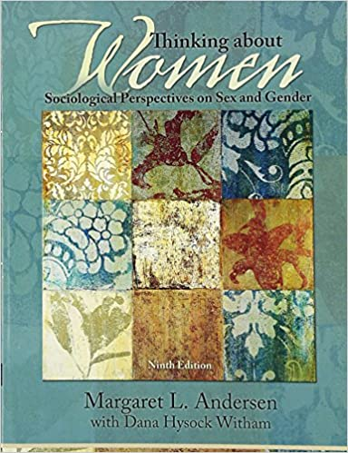 Thinking about women 9th edition margaret l andersen dana thinking about women 9th edition 9th edition fandeluxe Gallery