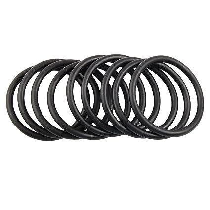 Rough Plumbing O-Rings 4mm Nitrile Rubber Sealing Rings Sealing Rings Tap O-Rings
