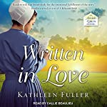 Written in Love: An Amish Letters Novel Series, Book 1 | Kathleen Fuller