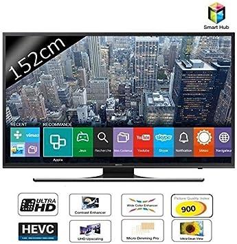 Samsung ue60ju6400 TV pantalla LCD 60 pulgadas (152 cm) 1080 píxeles, sintonizador (MPEG4 HD): Amazon.es: Electrónica