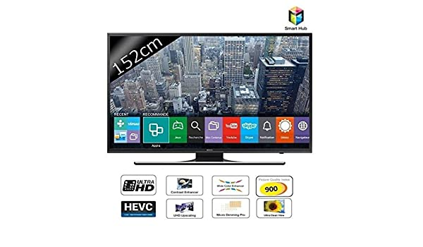 Samsung ue60ju6400 TV pantalla LCD 60 pulgadas (152 cm) 1080 ...
