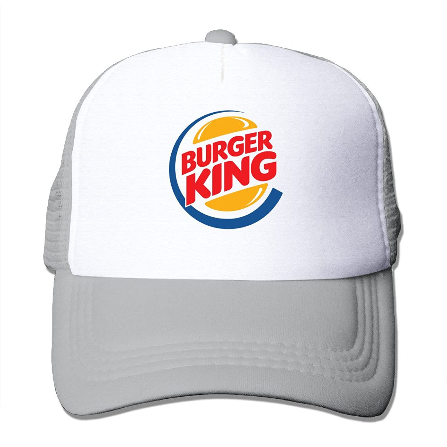 Ancatt Burger King Logo Adjustable Snapback Cap Baseball Hats at ...