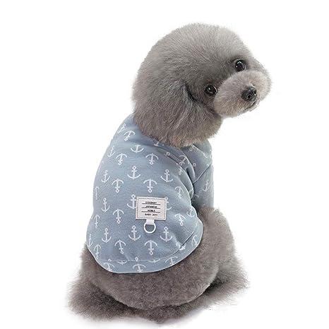 La ropa para Perros, Rompevientos para Mascotas Abrigo Perro pequeño-A L