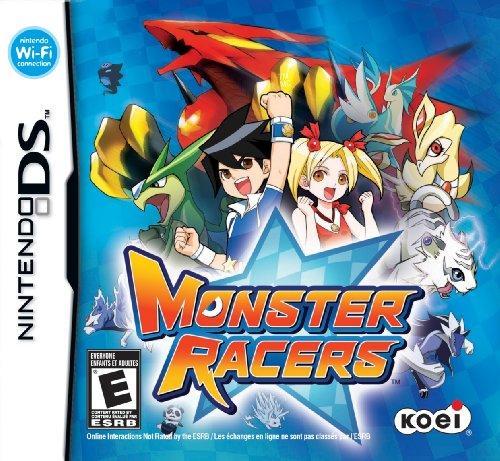 Monster Racers - Nintendo DS - Racers Monster