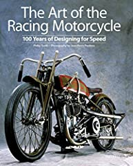 A lavishly illustrated and definitive look at the design evolution of the racing motorcycle. The dynamic between competition and design has always fueled the evolution of racing motorcycles and inspired astonishing feats of design and enginee...