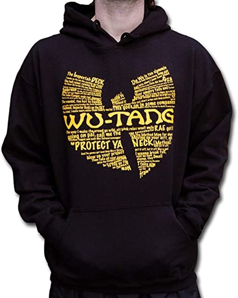 Wu Wear Protect ya Neck Hoodie Wu Tang Clan Wu Tang Wear