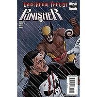 Dark Reign: The List—Punisher #1 (2nd) VF ; Marvel comic book