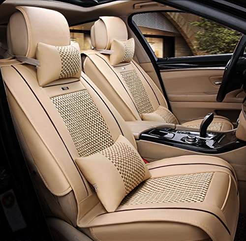 02 Leather Car Seat Cover - 8