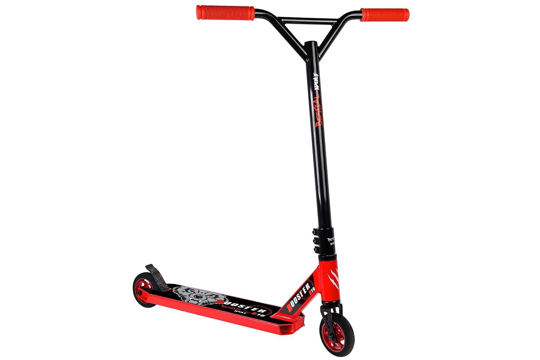Scooter BESTIAL WOLF Booster B10 rojo - RUEDAS DE ALUMINIO ...