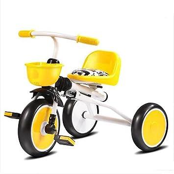 Ciclomotor triciclo del triciclo de los niños bicicleta plegable