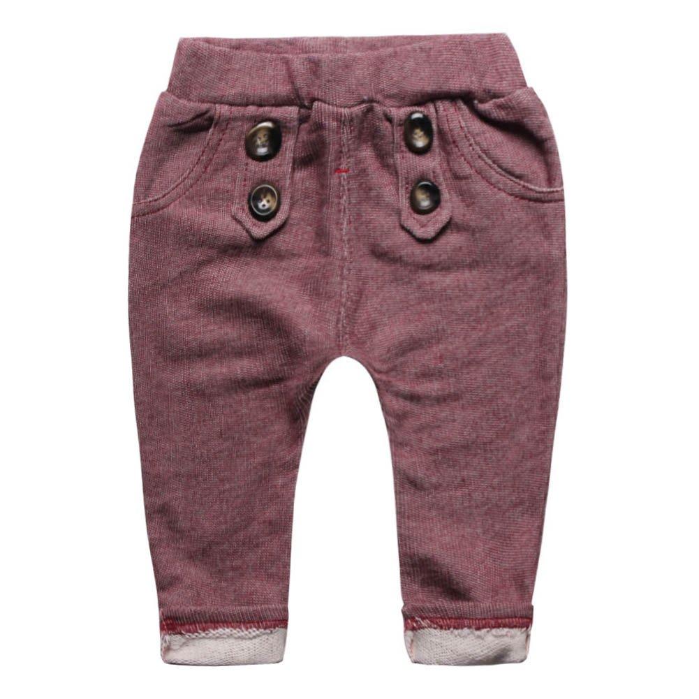 売れ筋商品 eTree PANTS ベビーボーイズ 24 PANTS 24 Months レッド レッド B016U5QU0W, BROS SELECT SHOP:1d4c6555 --- a0267596.xsph.ru