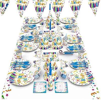 WWWWW Suministros For Fiestas Cumpleaños Infantiles Cartas ...