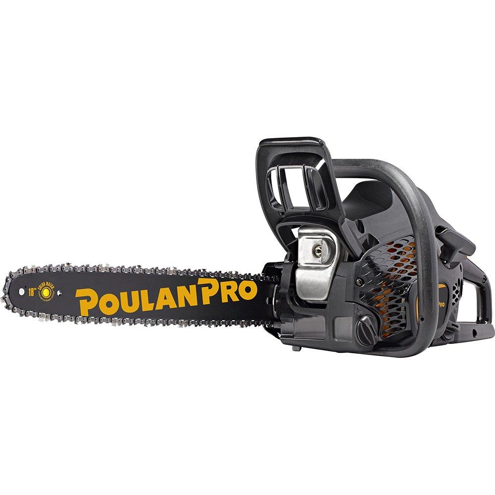 Poulan Pro PR4218 Handheld Gas Chainsaw, 18 18