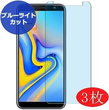 VacFun 3 Piezas Filtro Luz Azul Protector de Pantalla para Samsung ...