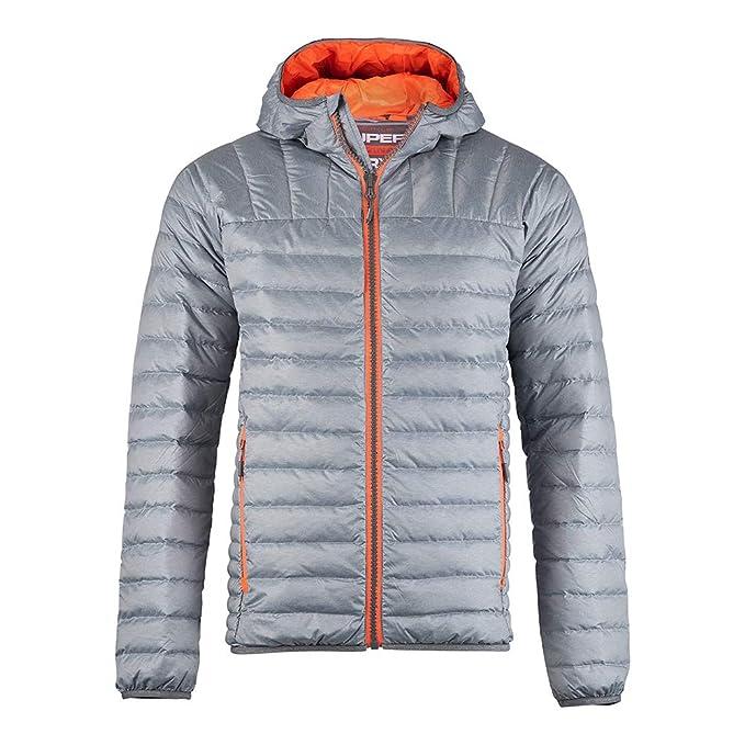 1bca2fc9ef9e Superdry Men's Chromatic Core Down Jacket: Amazon.co.uk: Clothing
