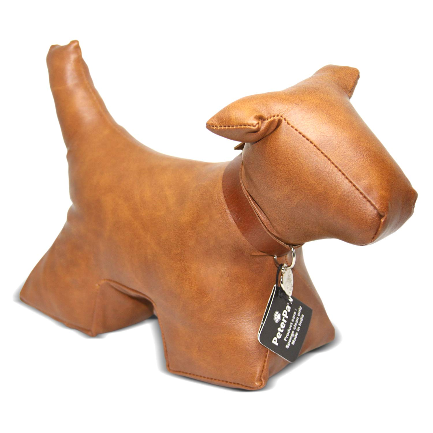 Decor Door Stopper- Cute x 8 in H Dog Lover Gifts for Women W L Perfect Size: 11 in Decorative Door Stopper Durable and Heavy: 2.8lbs x 4 in
