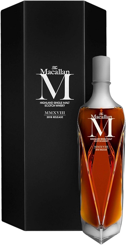 Macallan - M Decanter - 1824 Master Series 2018 - Whisky