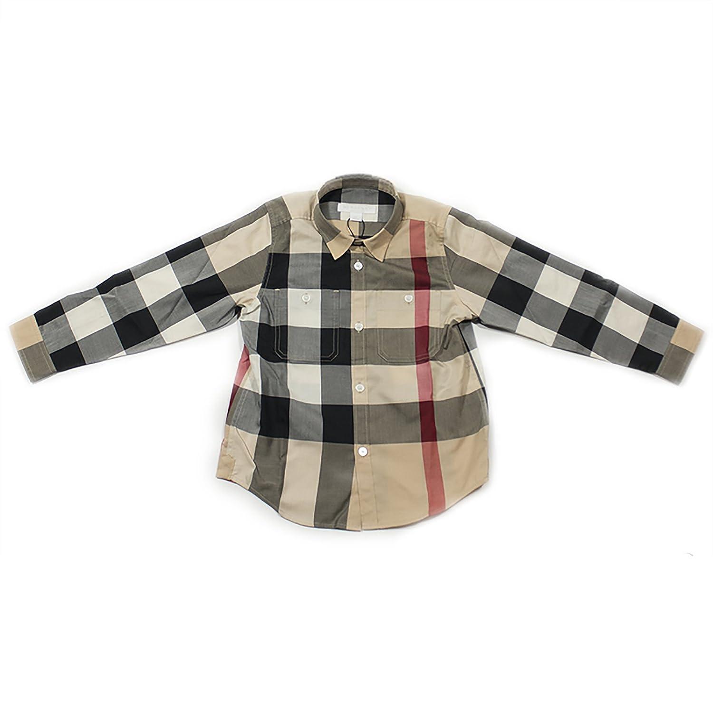 Burberry Camicia Motivo Check (3998196)