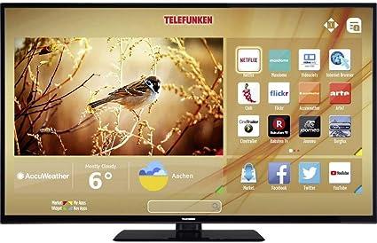 Telefunken C43U446A TV LED 109 cm 43 Pulgadas Clase energética A ...