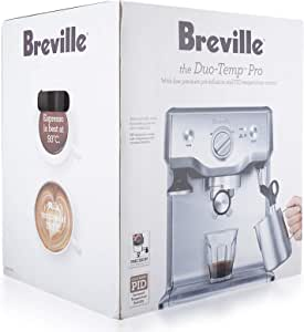 ماكينة تحضير قهوة اسبريسو من بريفيلي BES810BSS