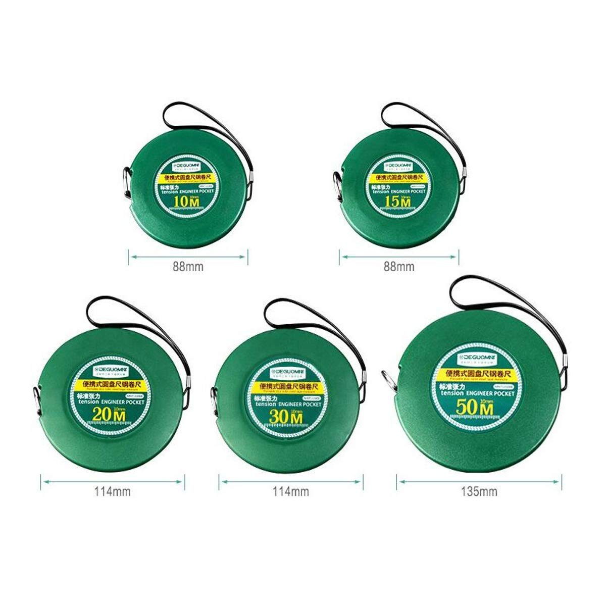 Measuring Tape-Body Measuring Tape Tape Measure 60 Inch Heavy Duty Professional Soft Tape Measure Tools