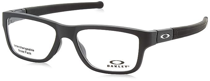 44af38383 OAKLEY OX8091 - 809101 MARSHAL MNP Eyeglasses 53mm at Amazon Women's ...