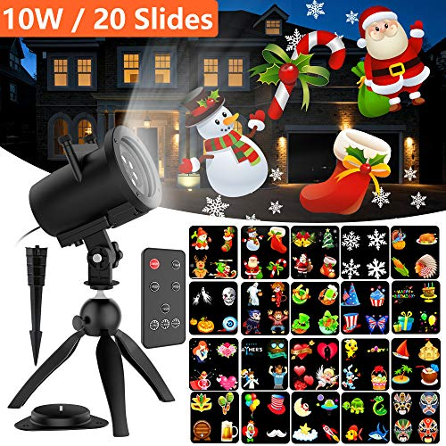 Holiday Led Light Projector in US - 3