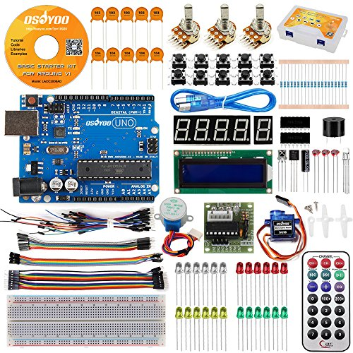Osoyoo Starter Arduino Learning Projects product image
